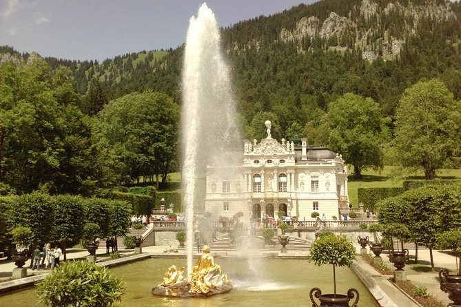 MY*GUiDE King Ludwig's UNCROWDED PALACES Linderhof & Herrenchiemsee from Munich photo 11