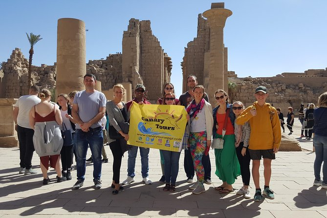 Priavte Day Trip to Luxor & Valley of the Kings from Hurghada