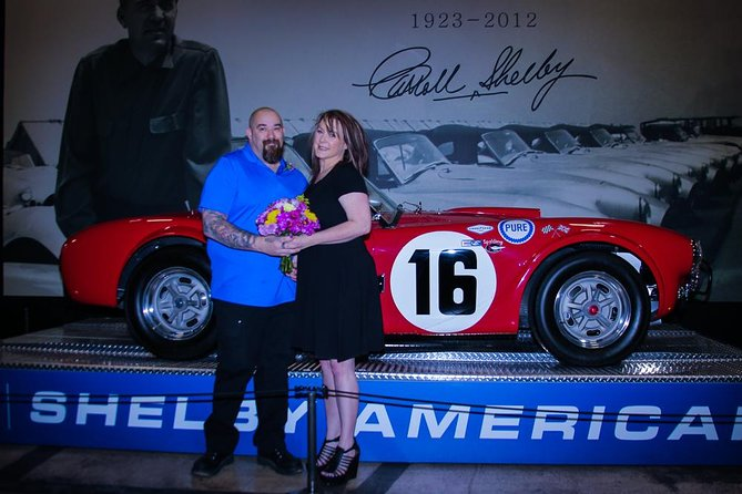 Shelby American Wedding