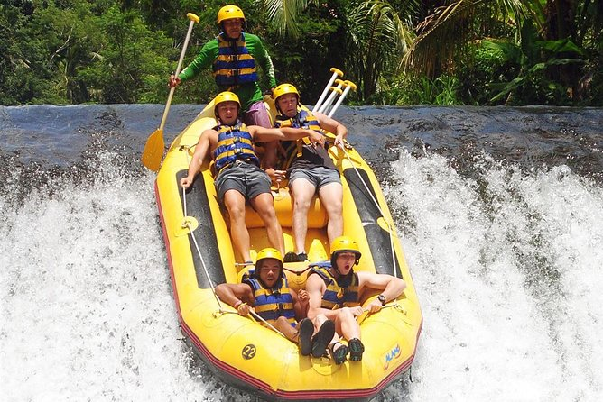 Bali Rafting at Telaga Waja River with Lunch and Hotel Transfer