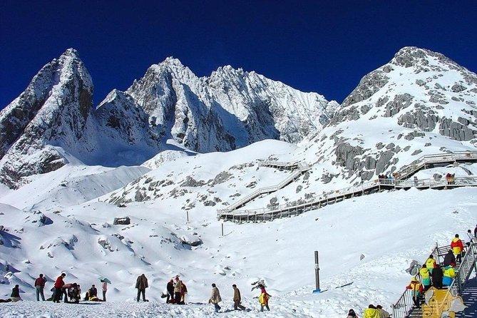 All inclusive to Lijiang Jade dragon snow Mountain baisha village from Lijiang