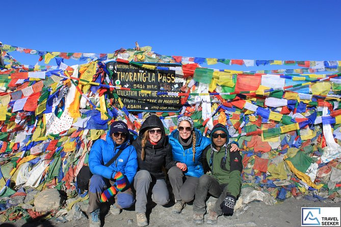 Annapurna Circuit Trekking Nepal photo 1