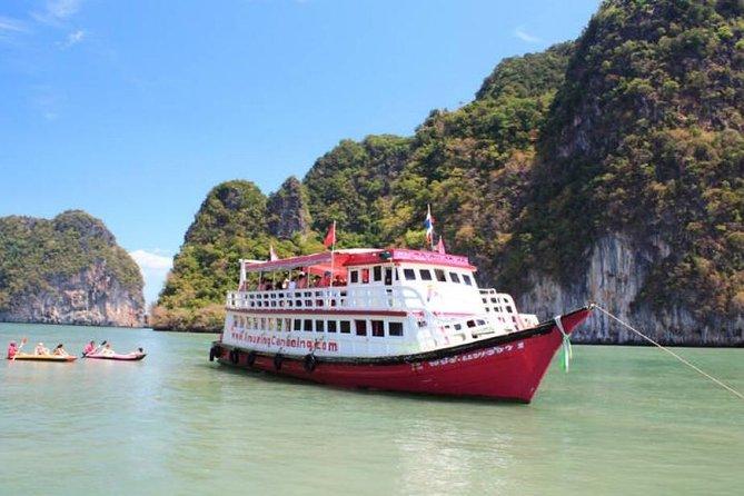Phuket James Bond One Day Trip By Big Boat