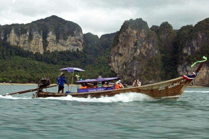 Phuket James Bond Island Tour By Long Tail Boat