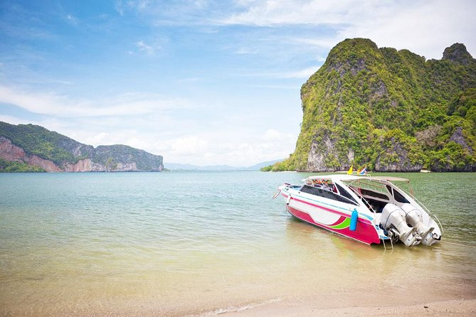 Phuket James Bond One Day Trip By Speed Boat