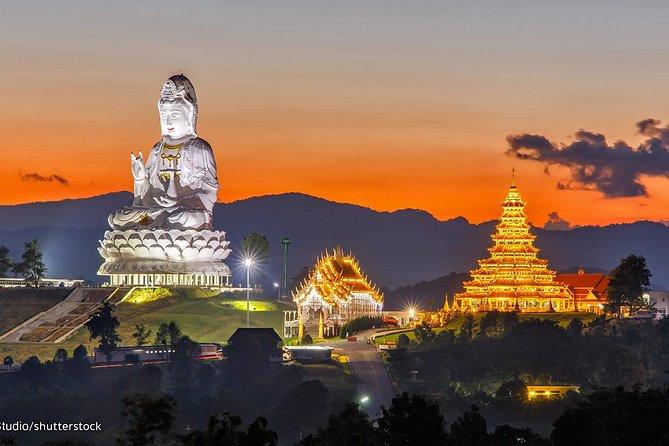 Chiang Rai - Temple Tour