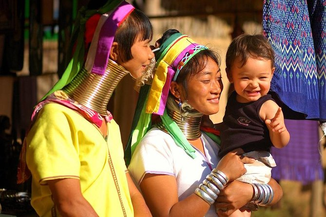 Chiang Mai - One Day Visit of 5 Hilltribes & Long Neck Village