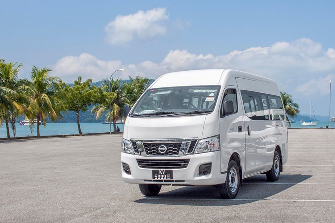 Private Transfer : Langkawi Airport/Jetty Transfer from/to Hotel/Resort