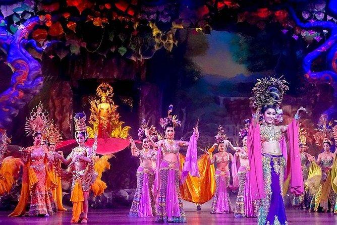 Pattaya Tiffany's Cabaret Show