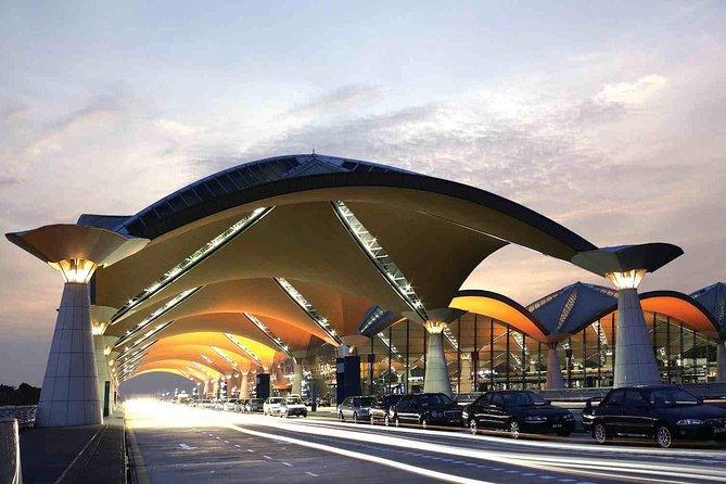 Kuala Lumpur International Airport Departure Transfer