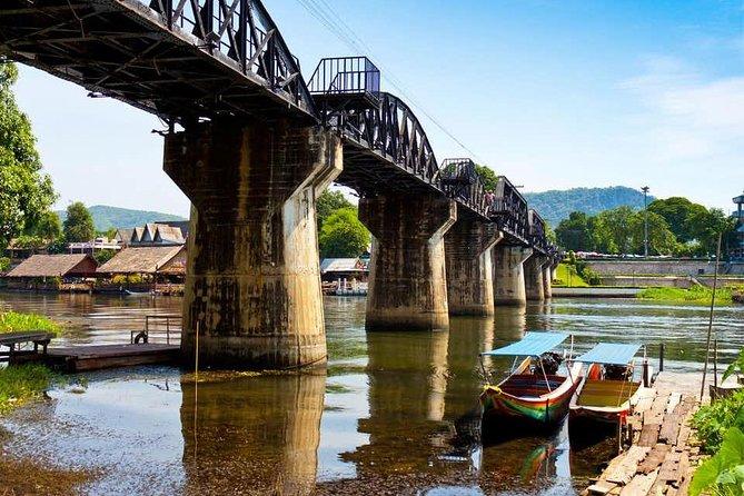 Hua Hin River Kwai Bridge Tour