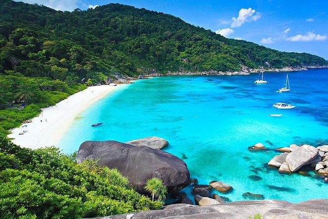 Phuket Similan Island Tour By Speed Boat