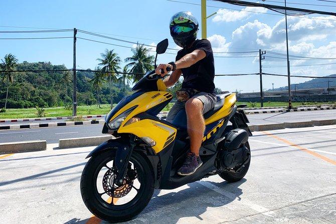 Phuket motorbike sightseeing tour