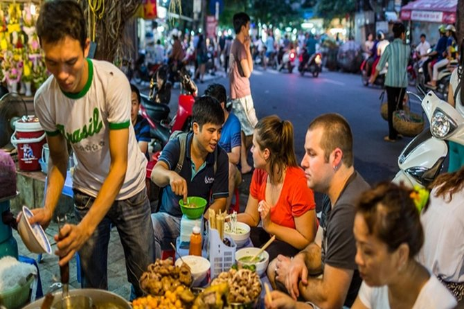 Hanoi Private Street Food Tour