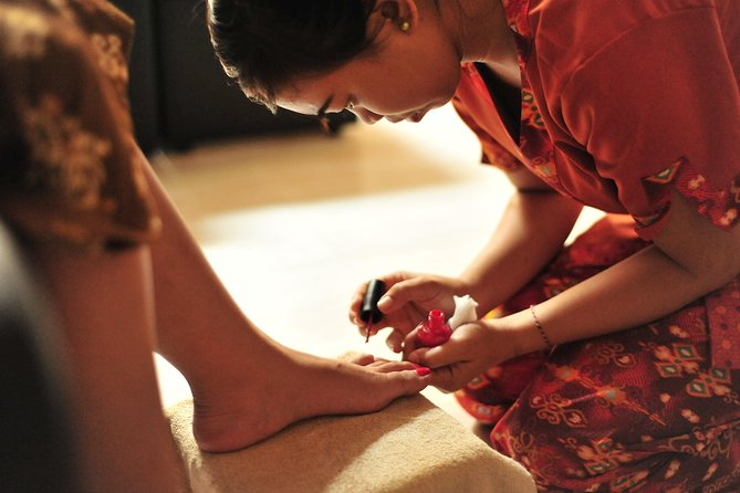 Pedicure at ANJALI SPA