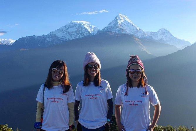 Ghorepani Poon Hill Trekking, Nepal