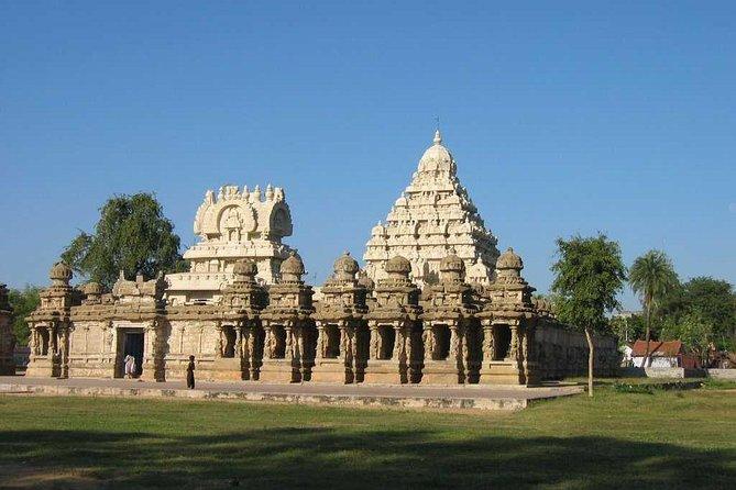 Viagem de um dia a Kanchipuram