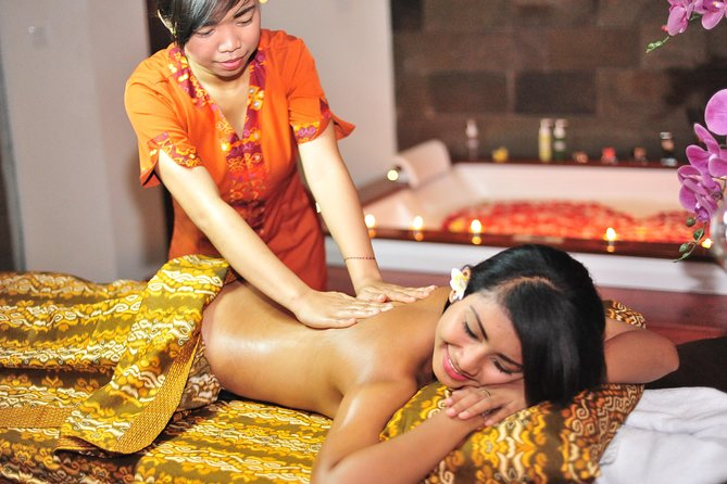 Balinese Body Massage at ANJALI SPA