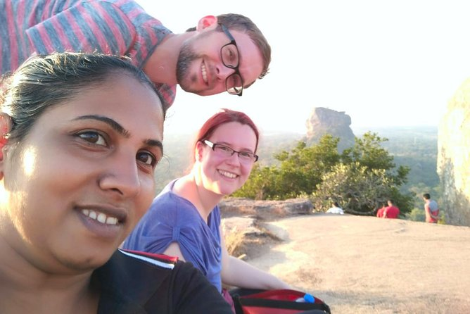Private Sigiriya Day Tour from Colombo with Female Tour Guide