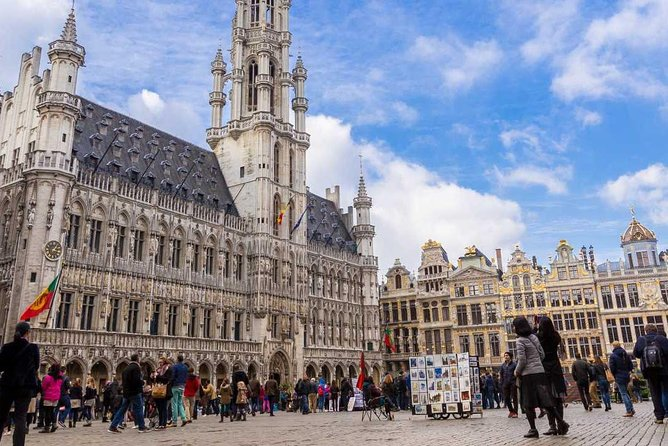 Private Transfer Service from Brussels city centre to Brussels Airport (BRU)