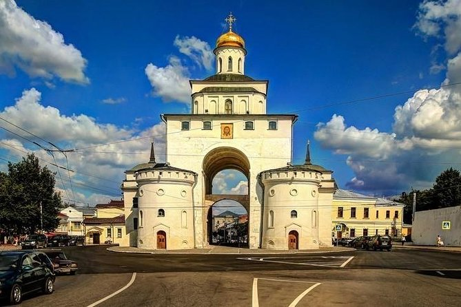 Sightseeing tour of the city of Vladimir, Russia