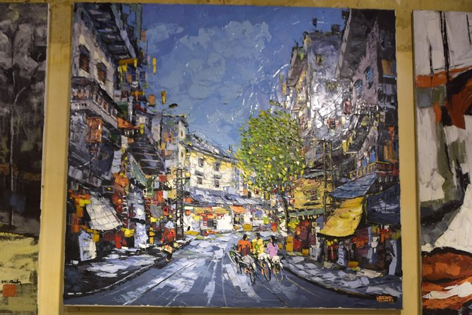 Hanoi's urban art galleries&best Pho