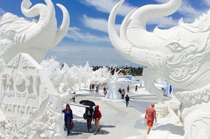 Pattaya Frost Magical Ice Of Siam