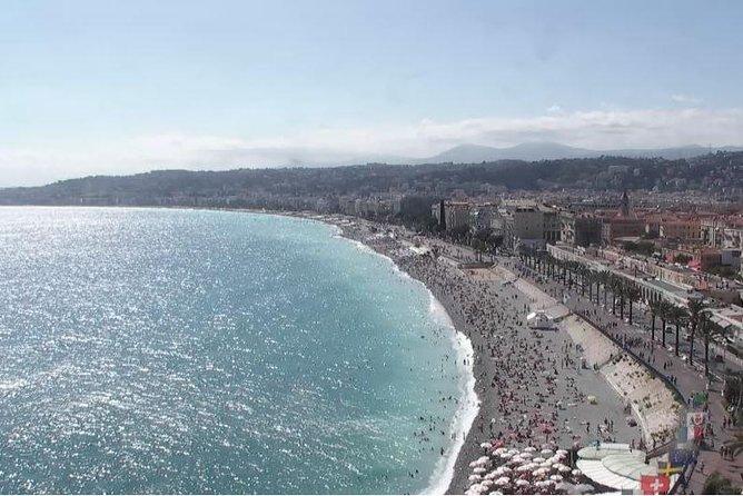 Best Running trails in Nice - Coulée Verte> Boardwalk - 5.2km