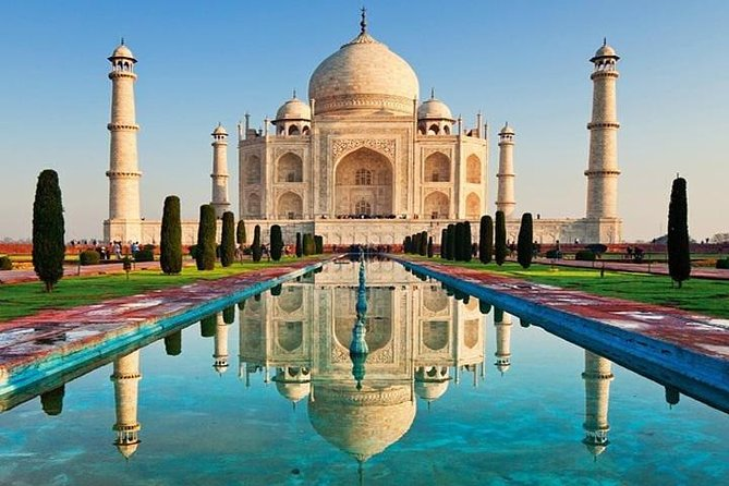01 Night Agra Tour From Delhi