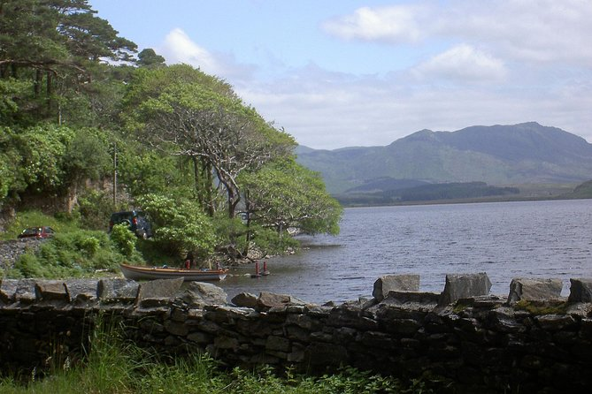 Salmon & Sea Trout Fly fishing on Kylemore Lough.Co Galway.Guided.Half /Full Day