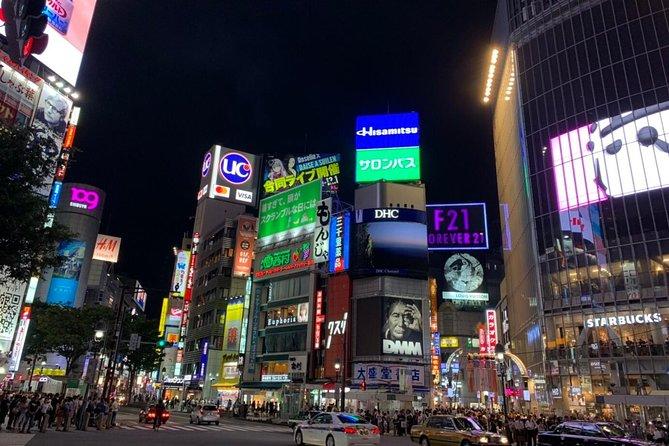 Shibuya Night Tour