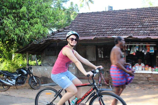 Kochi Backwaters & Beaches Bike Tour