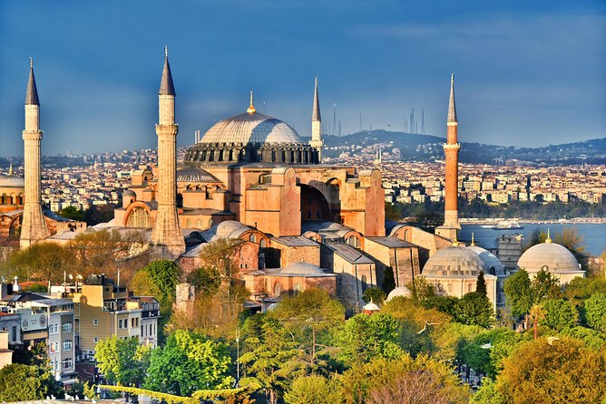 Half Day Morning Istanbul Old City Tour