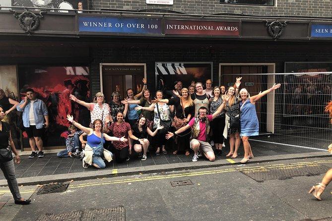 West End Musicals Silent Disco Tour