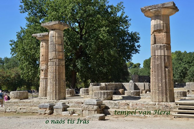 Ancient Olympia Private Tour For Small Groups