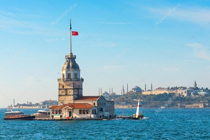 Istanbul Bosphorus Cruise -Half Day Afternoon Tour