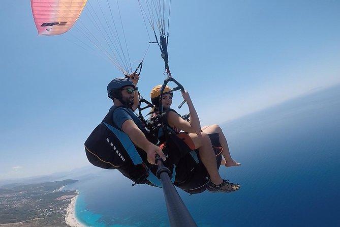 Fly Tandem Paraglading Logara Drimades/Palase