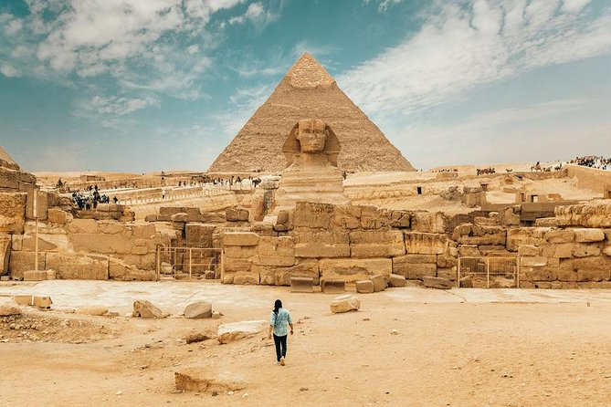Cairo: Giza Pyramid, Sakkara & Memphis Full Day Guided Tour photo 10