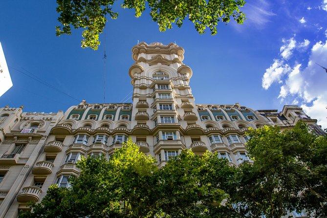 Buenos Aires Walking Tour and Palacio Barolo