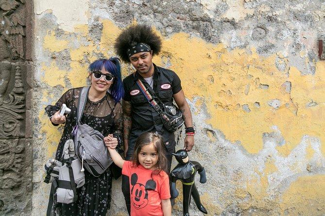Explore The Creative Coyoacan Neighbourhood