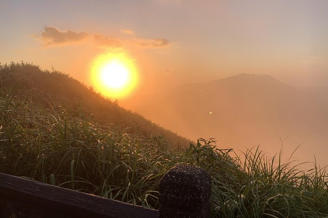 Private Taipei Sunrise Tour in Yangmingshan National Park photo 4