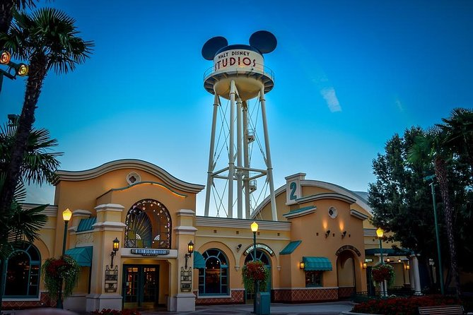 Private Trip to Walt Disney Studio
