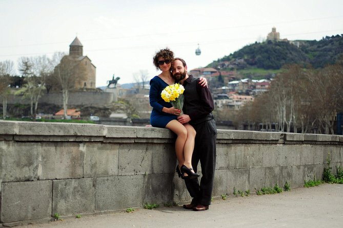 Walking in Beautiful Tbilisi with personal photographer