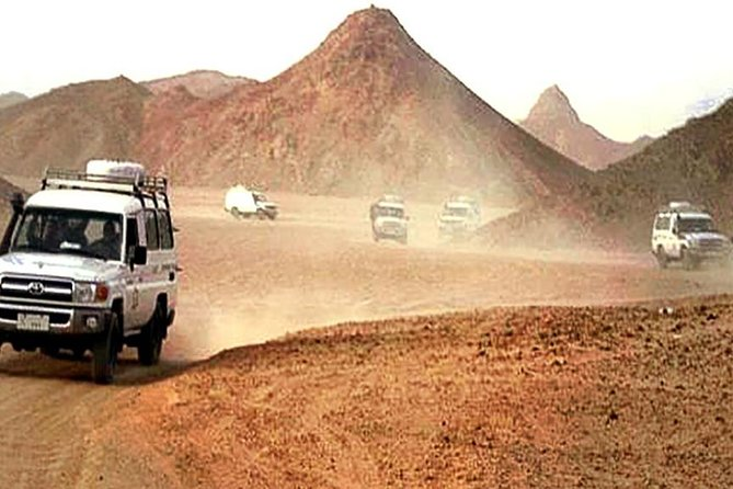 Hurghada Bedouin Desert Safari by Jeep photo 4