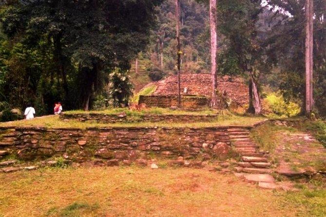 Lost city 4 days 3 nights in Santa Marta Colombia.