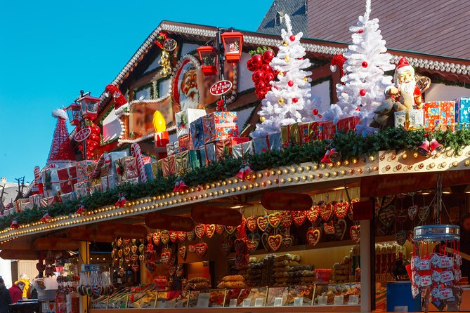 Strasbourg Christmas Market.Strasbourg Christmas Market 2 Hour Private Tour 2019