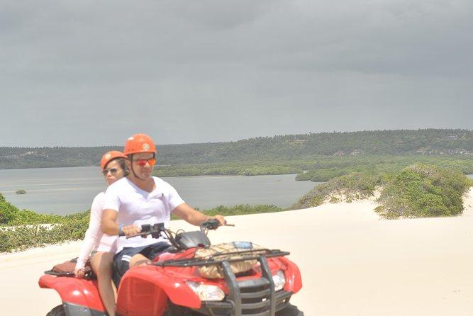 Tour De Quadriciclo En Barra Do Cunhaú