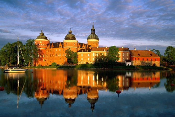 Stockholm Visit to Gripsholm and Drottningholm castle by car with PRIVATE guide