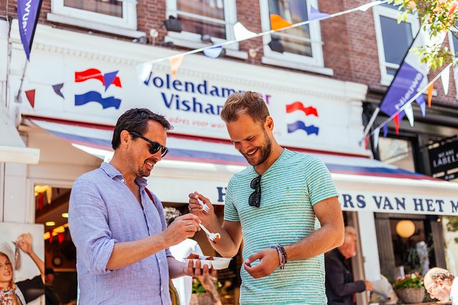 Withlocals Connect - A'dam Favorite Food & Flavor Walk