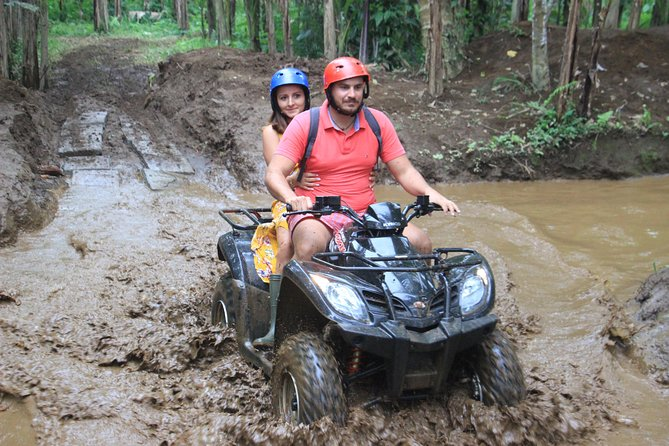 Bali ATV/Quad Bike Adventure Through bamboo forest with Lunch